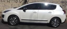 Peugeot 3008 1.6 automático Branco Perolado