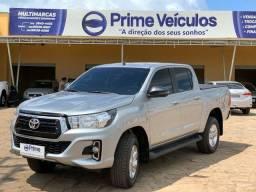 Toyota Hilux SR 2.8 diesel automática 4x4 2020/2020