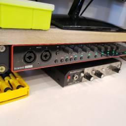 Interface de áudio Focusrite Scarlett 18i20 3ª Geração