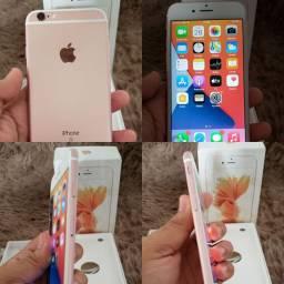 Iphone 6s 32gb Rose completo na caixa C/Garantia de 90 dias