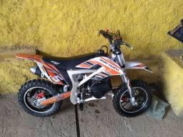 MXF 49cc Ferinha moto infantil
