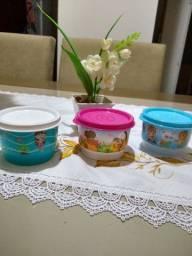 Potinhos Tupperware