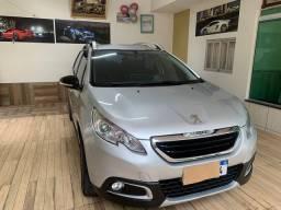 Peugeot 2008 automático 1.6ano 2019