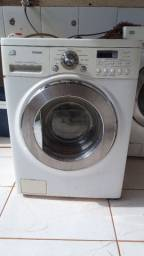 Lavadora e secadora LG Trom