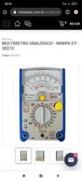 Multímetro analógico Minipa