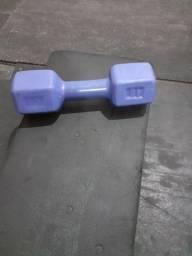Alter sextavado azul 10kg