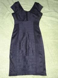 Vestido bandagem Kadoche