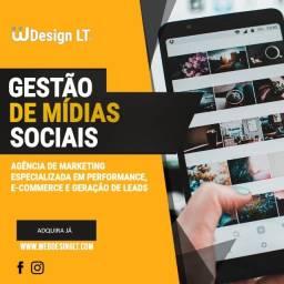 Gestão de Redes Sociais | Facebook e Instagram ADS