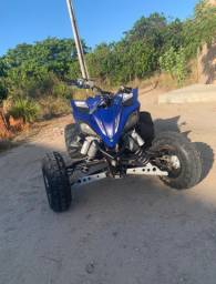 Quadriciclo yamaha 450