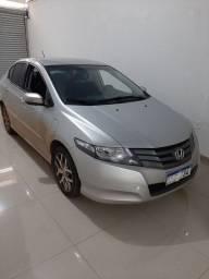 Honda City , EX 2011/2011 - Automático.