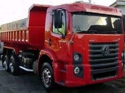 Volks 24250 cacamba truck ano 2012