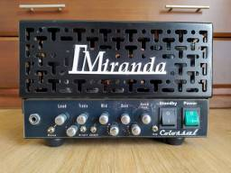 Amplificador Valvulado TMiranda Colossal 50w T Miranda