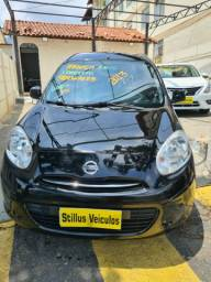 Nissan March 1.6 completo 2013
