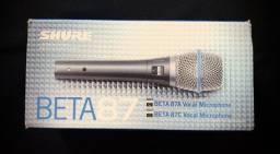 Microfone Sure Beta 87a