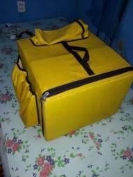 Caixa de entrega Amarela