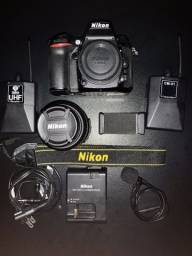 Nikon D7100 + SD 128GB - Tem conversa