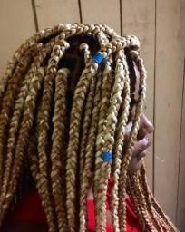 Box braids tranças