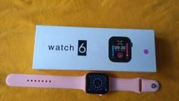 Smartwatch - Faz ligações e tem jogos