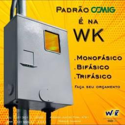 WK eletrica e hidraulica PADRAO CEMIG