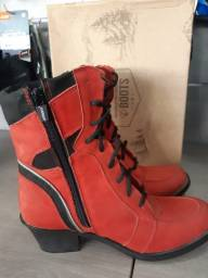 Bota feminina  Spirit Fashion