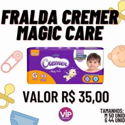 Fralda Cremer r$ 34,00 consulte promoção