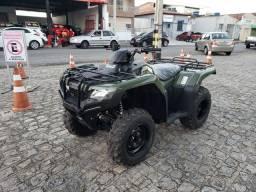 FOURTRAX 420cc 4x4 2021 0km quadriciclo