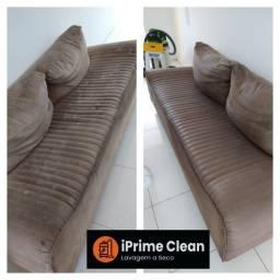 Título do anúncio: Lavagem a seco de sofá , cama , poltronas tapetes e etc