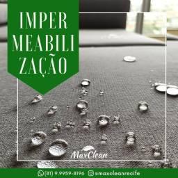 Limpeza e Impermeabilização de Estofados Max Clean