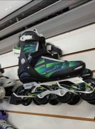 Vendo patins usado apenas uma vezes