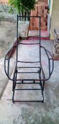 2 Cadeiras de ferro pra reformar