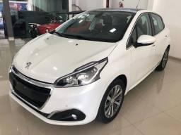 208 2018/2018 1.6 GRIFFE 16V FLEX 4P AUTOMÁTICO