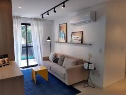 Apartamento decorado e mobiliado, de 75,22m² com 3 quartos e duas vagas na Tijuca!