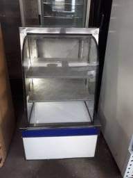 Balcão Expositor Refrigerado 2 Pista 100% Revisado