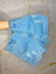Short jeans promoçãomoda feminina vestidos, macaquinhos, conjuntos , T-shirt