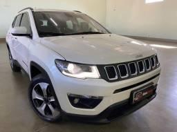 Jeep Compass Longitude Ano 2018 2.0 Flex Aut - Procedência - Ipva Pago
