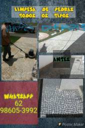 Limpezas Pedras portuguesas miracema Folhetim Pirenópolis cimenticios