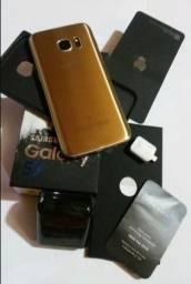 Samsung S7 FLAT top