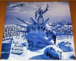 Lp Vinil Helloween My Good Given Right - Duplo Importado