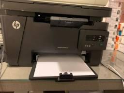 Vendo impressora hp laser jet pro
