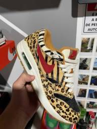 Tênis Nike air max 1 animal print 2.0