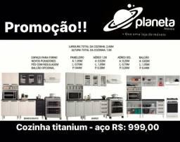 Armário d_cozinha titanium