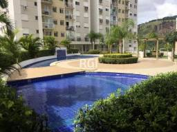 Apartamento à venda com 2 dormitórios em Jardim carvalho, Porto alegre cod:LU432420