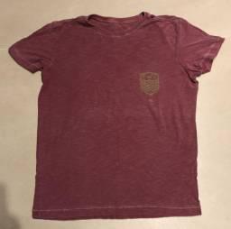 Título do anúncio: Camisa Osklen Vermelha - Tamanho P