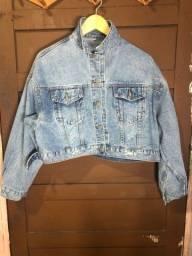 Jaqueta jeans SHEIN
