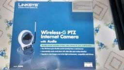 Cisco Linksys Wvc200 Wireless-g Ptz Internet Camera C/audio*