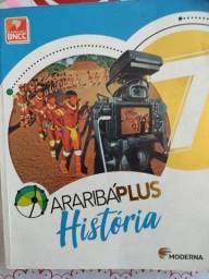 Título do anúncio: História Araribá Plus  Editora Moderna 5 edição 2018
