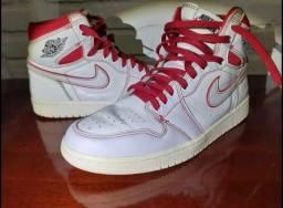 Air Jordan 1 retro High phantom gym red nike original