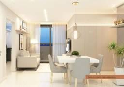Apartamento em Portal Do Sol, João Pessoa/PB de 55m² 2 quartos à venda por R$ 219.900,00