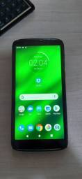 Celular Moto G6 plus 64GB 4GB 2 chips entrada cartão
