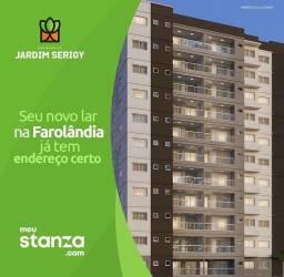 Título do anúncio: RO*apartamento de 2/4 e 3/4 na Aruana com entrada de R$ 2.500!